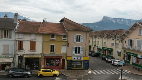 Immobilier sur Moirans : Appartement de 2 pieces